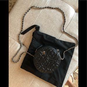Black Chanel  cross body bag